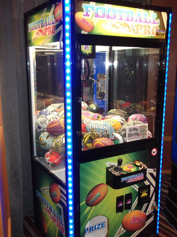 Redemption & Skill Tester Games - Chocolate & Toys - G.L. Entertainment - Amusement Machines and ...