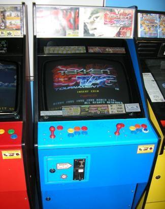 raiden arcade machine for sale