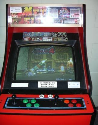 Upright & Sitdown Cabinet Arcade Games - G.L. Entertainment ...